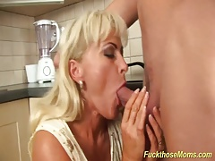 hot blonde stepmom rough fucked