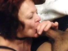 Early morning blowjob