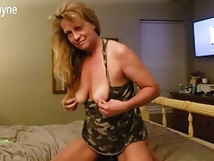 My Date with Mature Daizy Layne! Sucking,Squirting and Fucking! PT2.