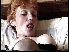 Short Hair Red Madame Blacked