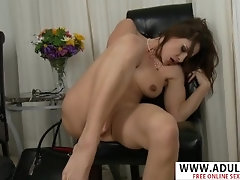 Super Mother Nora Noir Ride cock Hard Young Step-son
