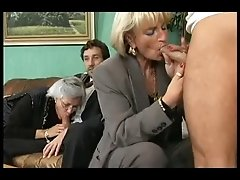 Two German Mature Still Want Sex