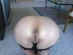 Ass fuck to the mature wife
