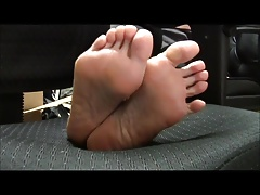 Mature Asian Feet