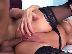 Amazing Mom Stacie Starr Fucks Hot Hot Step son