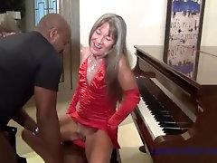Piano Lesson - Milf Seduces BBC Instructor