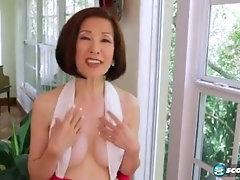 Kim Ahn - Anal Asian Mature