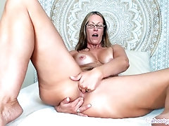 French Manicure Anal