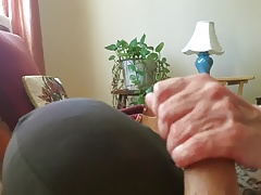 mature mom eating balls and ass