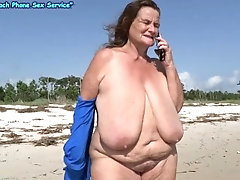 Beach Phone Sex Service (free promotional includes 5 photo musical slide show)