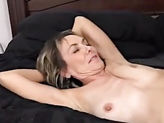 skinny hot granny fucked by young guy.