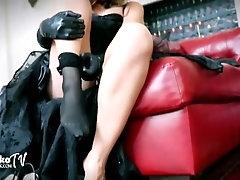Strip stockings