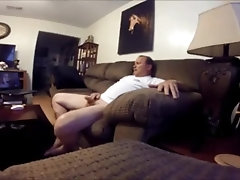 What Dad Does Home Alone