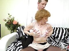 AgedLovE Mature DanaB Hardcore Sex Adventure