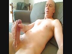 Mature man produces sperm