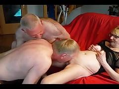 Mature bisexual 3sum