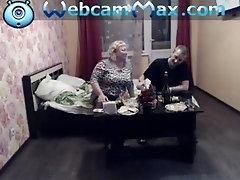 предновогодний секс