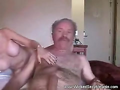 69 And A Creampie For Granny