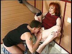 Russian mature M.S.C. #010 - Elinor