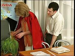 Russian mature M.S.C. #009 - Rebecca