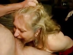 mature wife deep blowjob