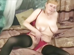 Sexy big titted mom fucked by guy