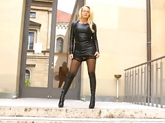 Leather Paint and Latex Queen 12