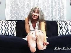POV Foot Worship 8 TRAILER