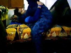 A Muslim girl fucked by her Hindu Boyfriend