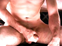 Muscular Male Solo with 7.7 inch cock and Fantastic Orgasm