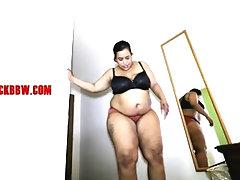 Ms JACKSON EBONY BIG BUTT MILF