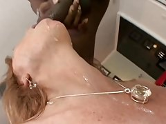 Busty Milf Take To BBC At The Same Time