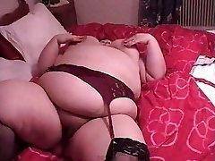 BBW Anna dogstyle & blowjob