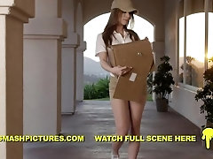 ANYA OLSEN & SANDY FANTASY Special Toy Delivery Girl Fiction SC2