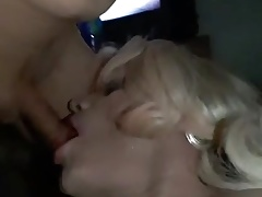 Nasty Mature Midwest TV Lori with young guy