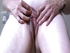 Mature fingering