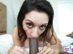Persia Monir POV with a BBC