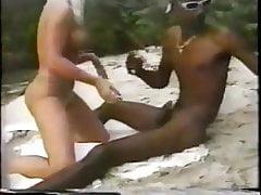 Jamaica gangbang slut mature