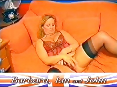 BARBARA MOLINEUX  ( BEE ) BRITISH MATURE 3