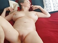 'fuck-buddy' kath opens up on the bed