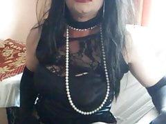 Black hair  Sabina