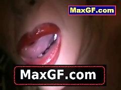 Whore Blowjob Sucking Cock Mature Milf Pussy Lipstick