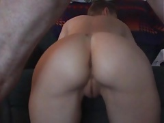 mad wife gets anal fucked, look for the end
