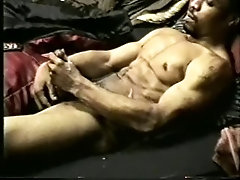 my masterbating and cums but not shortly