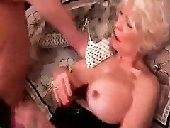 I am pierced - german granny with pussy and pipple piercings