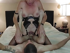 Intimate DOMINATE SUBMISSIVE Sensual Switch COCK & STRAPON SUCK Pegging HARD Rough Sex ~ FV ONLYFANS