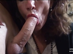 Horny french mature cougar sodomized n fisted n cum 2 mouth